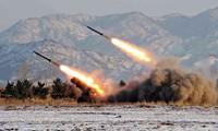 สหรัฐเรียกร้องให้สาธารณรัฐประชาธิปไตยประชาชนเกาหลีต้องใช้ความอดกลั้นและหลีกเลี่ยงการใช้มาตรการยั่วยุ