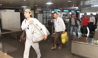 แรงงานเวียดนามในลิเบียอีก 224 คนได้เดินทางกลับประเทศในระหว่างวันที่ 13-14 สิงหาคม