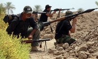กลุ่มไอเอสเคลื่อนเข้าใกล้จะถึงกรุงแบกแดดของอิรัก