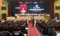 รองนายกรัฐมนตรีหวูวันนิงเข้าร่วมการประชุมใหญ่ผู้แทนชนกลุ่มน้อยจังหวัดเตวียนกวาง