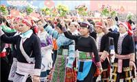 มหาสามัคคีชนในชาติสร้างพลังที่เข้มแข็งให้แก่ประเทศในโอกาสวสันตฤดูที่เวียนมา