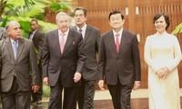เวียดนาม-คิวบาเสริมสร้างความสัมพันธ์ร่วมมือทวิภาคีในทุกด้าน