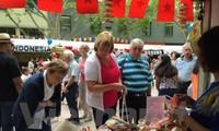 """ความประทับใจ """"หมู่บ้านอาเซียน"""" ณ เทศกาลวัฒนธรรมนานาชาติออสเตรเลีย"""