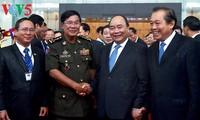ผลักดันความสัมพันธ์ร่วมมือเวียดนาม-กัมพูชาในหลายด้าน