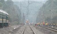 จีนก่อสร้างเส้นทางรถไฟความเร็วสูงมุ่งสู่อาเซียน