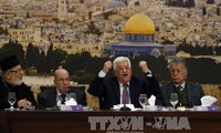 ปาเลสไตน์ประณามการที่สหรัฐรับรองเยรูซาเลมคือเมืองหลวงของอิสราเอล