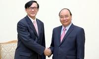นายกรัฐมนตรีให้การต้อนรับเอกอัครราชทูตไทยที่เข้าอำลาในโอกาสเสร็จสิ้นการปฏิบัติหน้าที่ตามวาระ