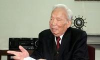 อดีตประธานประเทศสาธารณรัฐสังคมนิยมเวียดนาม เลดึ๊กแองห์ ถึงแก่อสัญกรรม