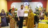 ศูนย์วัฒนธรรมพุทธศาสนาระดับจังหวัดแห่งแรกของชาวเวียดนาม ณ สาธารณรัฐเช็ก