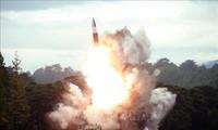สาธารณรัฐประชาธิปไตยประชาชนเกาหลีประกาศเดินหน้าพัฒนาอาวุธ