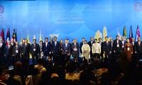 เปิดการประชุมสมัชชาใหญ่สหภาพรัฐสภาเอเชียตะวันออกเฉียงใต้หรือไอป้าครั้งที่ 40 ณ ประเทศไทย