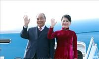 นายกรัฐมนตรี เหงียนซวนฟุก เข้าร่วมการประชุมสุดยอดรำลึก 30 ปีความสัมพันธ์สนทนาอาเซียน-สาธารณรัฐเกาหลีและเยือนสาธารณรัฐเกาหลีอย่างเป็นทางการ