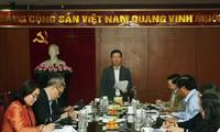 เตรียมพร้อมกิจกรรมต่างๆเป็นอย่างดีในโอกาสรำลึก 90 ปีวันก่อตั้งพรรคคอมมิวนิสต์เวียดนาม