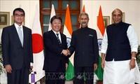 ญี่ปุ่นและอินเดียให้คำมั่นผลักดันความร่วมมือกับอาเซียนเพื่อสันติภาพและความเจริญรุ่งเรืองในภูมิภาค