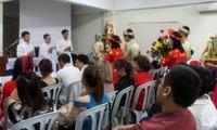 ชาวคริสต์เวียดนามในมาเลเซียฉลองคริสต์มาสอย่างมีความสุข
