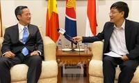 ความสัมพันธ์เวียดนาม-อินโดนีเซียอาศัยพื้นฐานที่มั่นคง