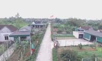ปีใหม่ในหมู่บ้านชนบทใหม่