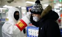จำนวนผู้เสียชีวิตและติดเชื้อไวรัสโคโรนาสายพันธุ์ใหม่ในประเทศจีนเพิ่มสูงขึ้น