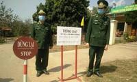 Quảng Trị tạm dừng việc đi lại tại cửa khẩu phụ dọc tuyến biên giới Việt - Lào