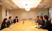 เวียดนามและสหรัฐผลักดันความร่วมมือด้านการค้า การลงทุนและการท่องเที่ยว