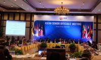 เปิดการประชุมเจ้าหน้าที่อาวุโสหรือ SOM อาเซียน