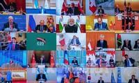 รัฐมนตรีการค้ากลุ่มจี 20 ประชุมออนไลน์ฉุกเฉิน