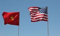 สหรัฐและเวียดนามลงนามข้อตกลงเพื่อผลักดันความสัมพันธ์หุ้นส่วนทวิภาคี