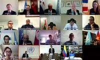 คณะมนตรีความมั่นคงแห่งสหประชาชาติหารือเกี่ยวกับสถานการณ์การบังคับใช้ข้อตกลงสันติภาพในโคลอมเบีย