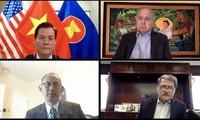 เวียดนามเข้าร่วมการประชุมวิดีโอคอนเฟอเรนซ์ของคณะกรรมการอาเซียนประจำสหรัฐ