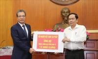 ชมรมชาวเวียดนามในต่างประเทศสนับสนุนการป้องกันและรับมือการแพร่ระบาดของโรคโควิด-19