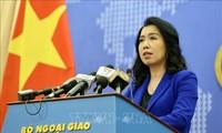 เวียดนามชื่นชมทัศนะของประเทศต่างๆเกี่ยวกับปัญหาทะเลตะวันออกที่สอดคล้องกับกฎหมายสากล
