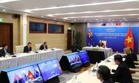 เวียดนามและนิวซีแลนด์สถาปนาความสัมพันธ์หุ้นส่วนยุทธศาสตร์