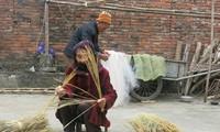 สร้างงานทำและค้ำประกันรายได้ให้แก่ผู้สูงอายุ