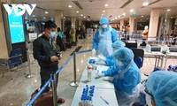 วันที่ 8 กุมภาพันธ์ เวียดนามพบผู้ติดเชื้อโรคโควิด-19 เพิ่มอีก 45 รายภายในประเทศ
