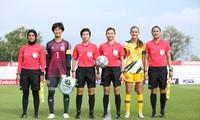 ผู้ตัดสินฟุตบอลหญิงเวียดนาม 2 คนมีโอกาสได้ทำหน้าที่ในการการแข่งขันฟุตบอลหญิงชิงแชมป์โลกปี 2023 รอบชิงชนะเลิศ