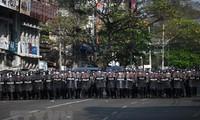ประชามติโลกแสดงความวิตกกังวลเกี่ยวกับสถานการณ์ความรุนแรงในเมียนมาร์