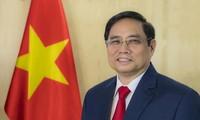 """นายกรัฐมนตรี ฝ่ามมิงชิ้ง จะเข้าร่วมการประชุมนานาชาติเกี่ยวกับ """"อนาคตเอเชีย"""""""