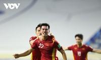 ทีมฟุตบอลเวียดนามชนะทีมฟุตบอลมาเลเซีย รั้งจ่าฝูงกลุ่มG ต่อไปในการแข่งขันฟุตบอลโลก 2022 รอบคัดเลือก