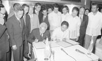 ฟิลิปปินส์และเวียดนามมีความสัมพันธ์หุ้นส่วนยุทธศาสตร์ที่ดีงาม