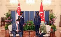 สิงคโปร์และเวียดนามกระชับความร่วมมือและขยายการลงทุน