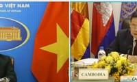 เวียดนามและกัมพูชาหารือเกี่ยวกับงานด้านชายแดนทางบก