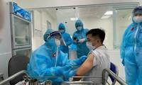 วันที่ 31 กรกฎาคม เวียดนามพบผู้ติดเชื้อโรคโควิด-19 รายใหม่ 8,624  รายและมีผู้ได้รับการฉีดวัคซีนแล้วเกือบ 6 ล้านคน
