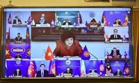ผลักดันและปกป้องสิทธิมนุษยชนในภูมิภาคอาเซียน