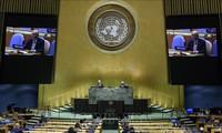สมัชชาใหญ่สหประชาชาติอุมัติมติเกี่ยวกับผลกระทบของเทคโนโลยีต่อเป้าหมายการพัฒนาอย่างยั่งยืน