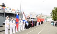 เวียดนามเข้าร่วมการแข่งขัน Army Games 2021