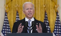 ประธานาธิบดีสหรัฐ โจ ไบเดน ยืนยันว่า สงครามของสหรัฐในอัฟกานิสถานได้ยุติลงอย่างเป็นทางการตั้งแต่คืนวันที่ 30 สิงหาคม