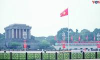 บรรดาผู้นำของประเทศต่างๆส่งโทรเลขและจดหมายแสดงความยินดีในโอกาสครบรอบ 76 ปีวันชาติเวียดนาม