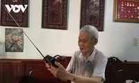 น้ำใจของประชาชนในเขตเวียดบั๊กที่มีต่อสถานีวิทยุเวียดนาม