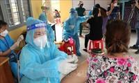 กระทรวงสาธารณสุขสั่งให้ท้องถิ่น 5 แห่งเร่งฉีดวัคซีนป้องกันโควิด-19 เข็มแรกให้เสร็จก่อนวันที่ 15 กันยายน