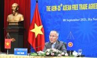 AFTA 35 เพิ่มสินค้าเกษตรและอาหาร 107 รายการลงในรายการสินค้าจำเป็นของอาเซียน
